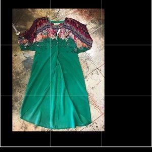 AnthropologyTunic/mini dress